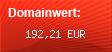 Domainbewertung - Domain www.bonnieandclyde.ch bei domainbewertung.de.com