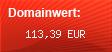 Domainbewertung - Domain erdung.org bei domainbewertung.de.com