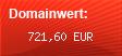Domainbewertung - Domain www.der-modeladen.com bei domainbewertung.de.com