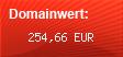 Domainbewertung - Domain www.mexmo.de bei domainbewertung.de.com